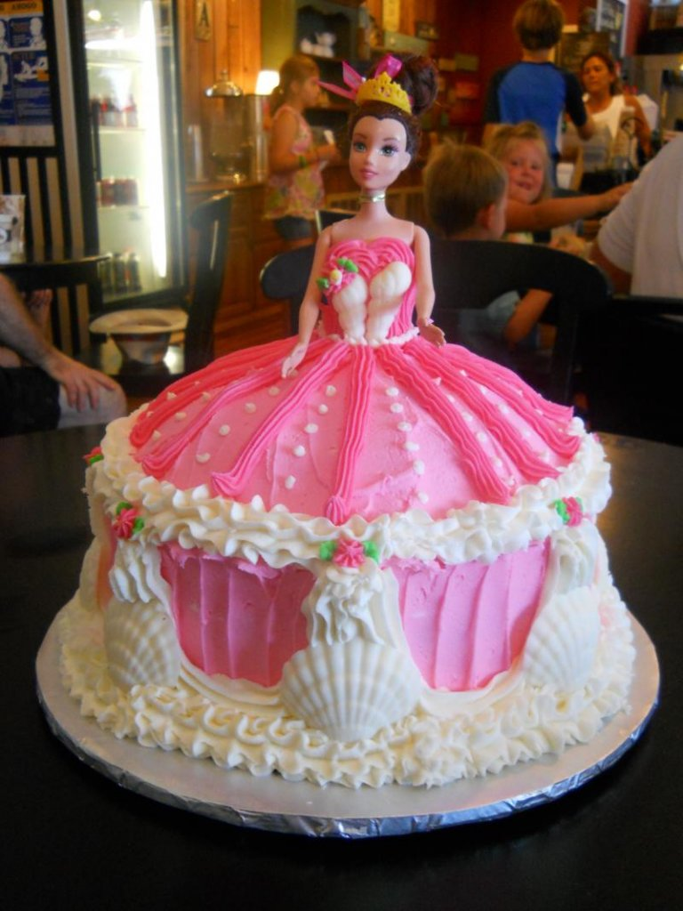 barbie backen