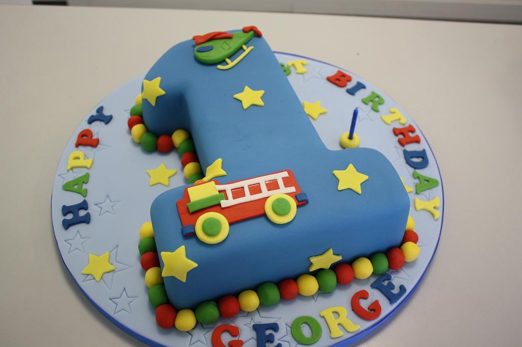 Kuchen 1 Geburtstag Bilder Kuchen 1 Geburtstag Foto
