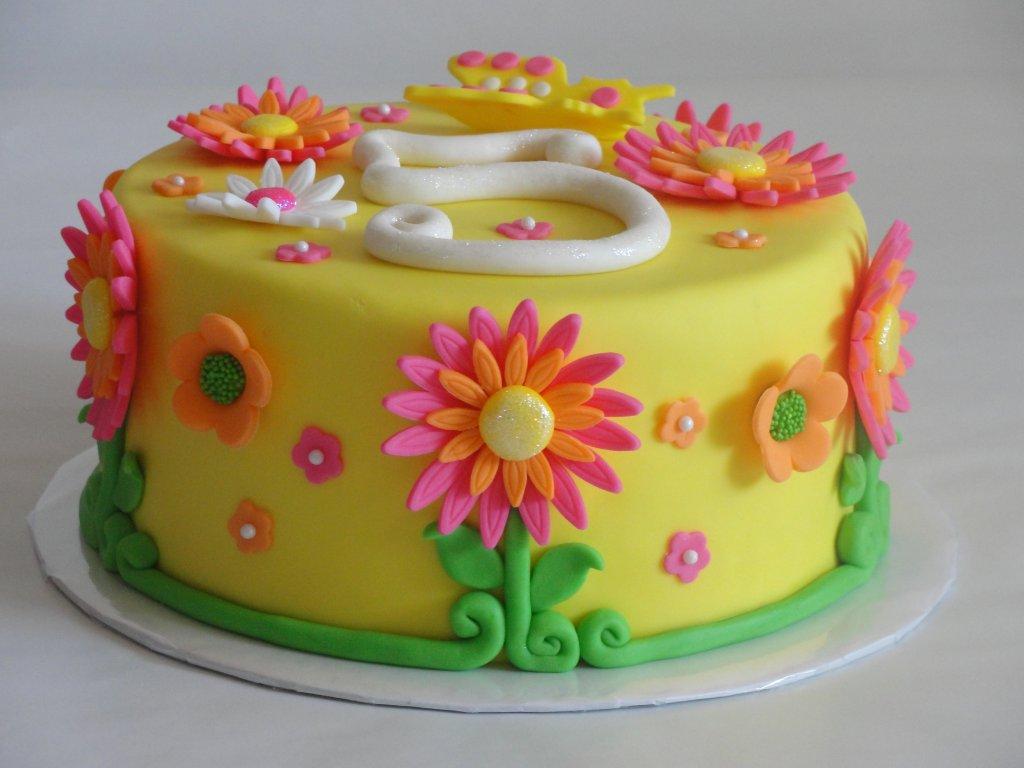 Детскме торты с фото
