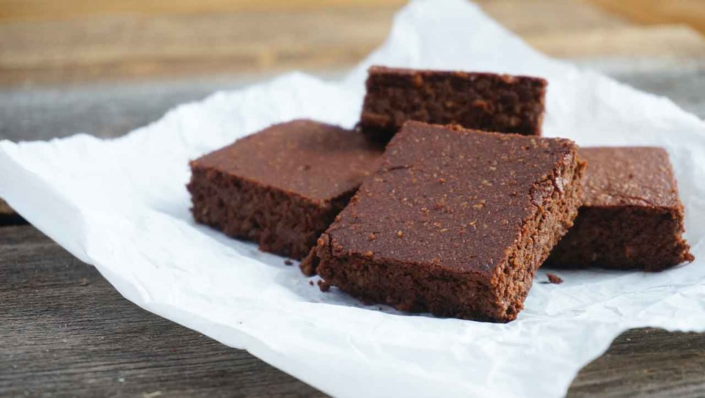 Blumenkohl Brownies
