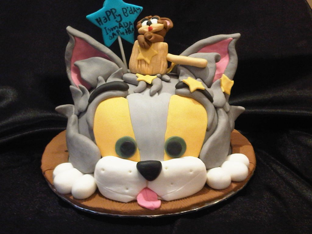 tom und jerry backen