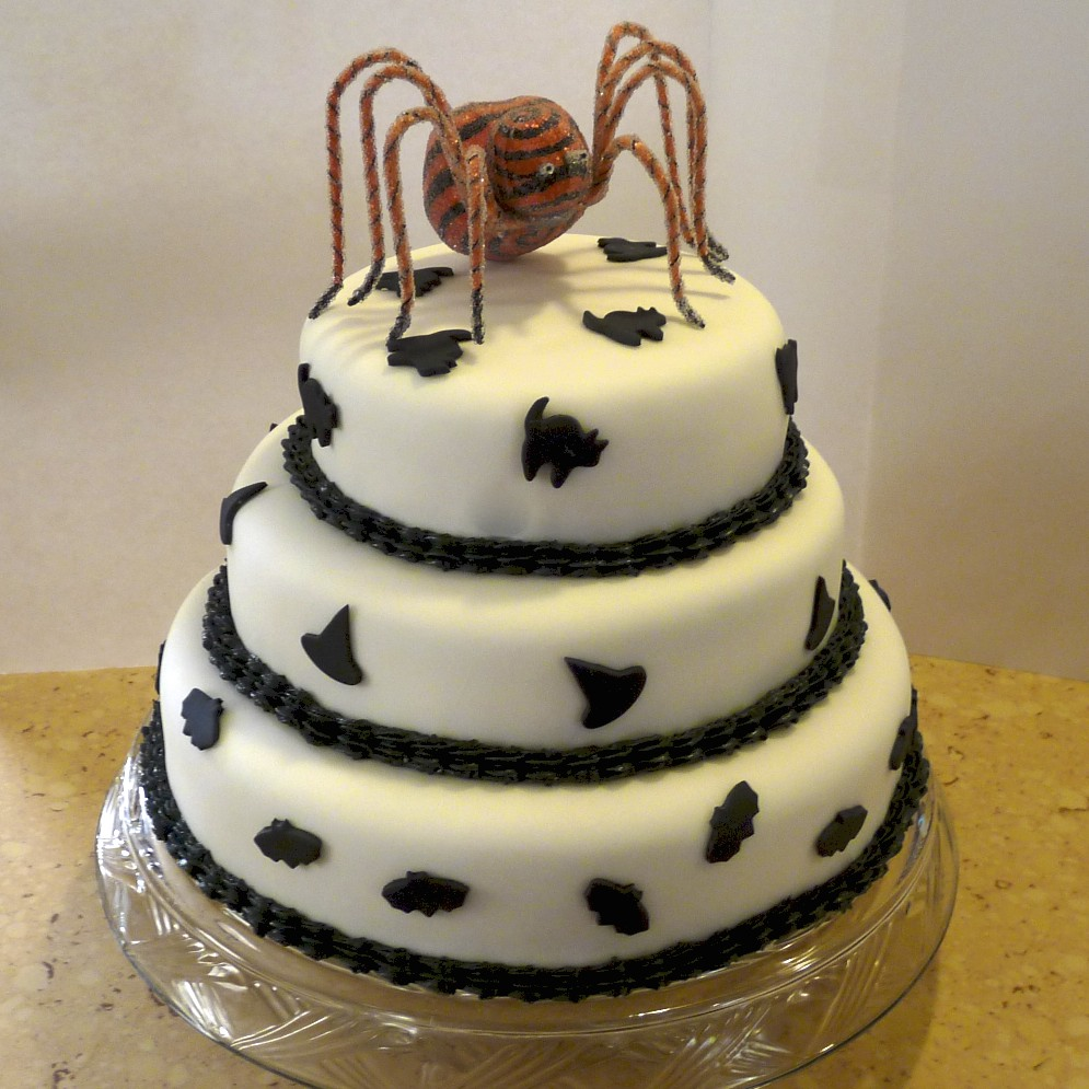 Halloween backen