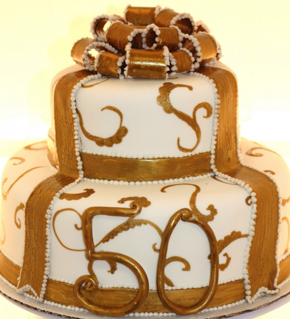 Fondant Cake Designs For Mom