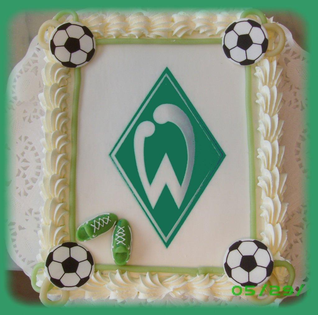 Werder Bremen Dekorieren Bilder Werder Bremen Dekorieren Foto