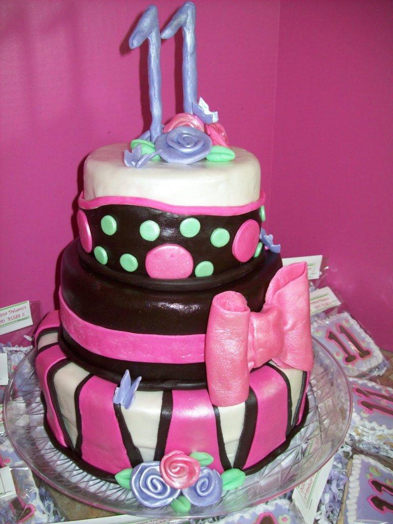 Tier Th Birthday Cakes