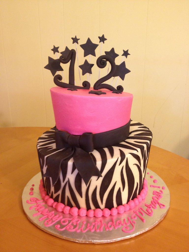 Happy Birthday Big Cake Wallpaper