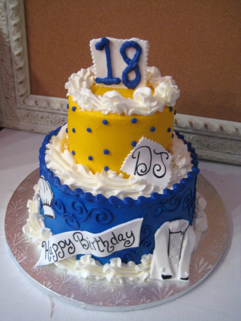 Birthday Cake Images For A Guy : 18. geburtstag bilder,18. geburtstag foto