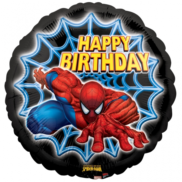 spiderman ballon