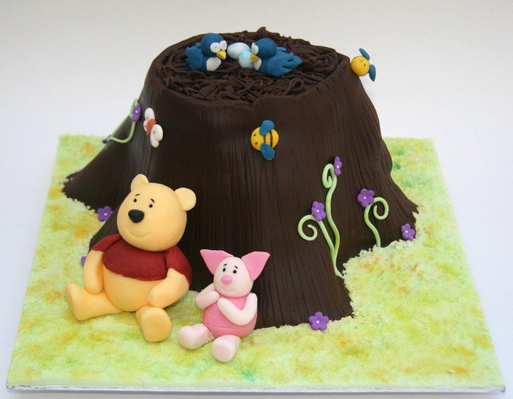 Winni the pooh kuchen bilder winni the pooh kuchen foto for Winnie pooh kuchen deko