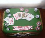 poker marzipan 60th