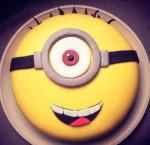minion marzipan bilder minion marzipan foto. Black Bedroom Furniture Sets. Home Design Ideas
