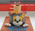 tom und jerry kinder torte