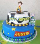 Toy story backen