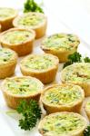 quiches e torte salate